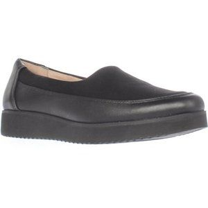 Naturalizer Womens Neoma Leather Black Casual 4.5